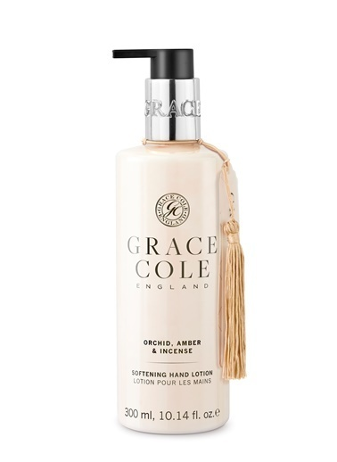 Grace Cole Orchid, Amber & Incense El Kremi 300 ml  Renksiz